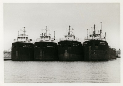 HalCo freighters