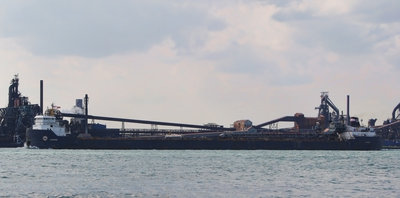 ALGOSOO, of the Algoma Central Marine line