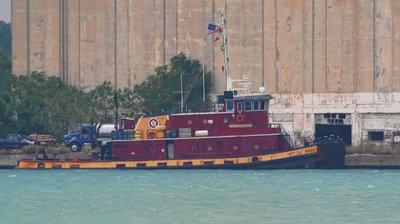 CAPT BUD BISSO (tugboat)