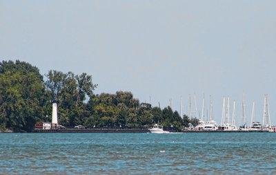 Windmill Point Lighthouse, Grosse Pointe, MI