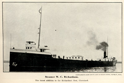Steamer W. C. Richardson