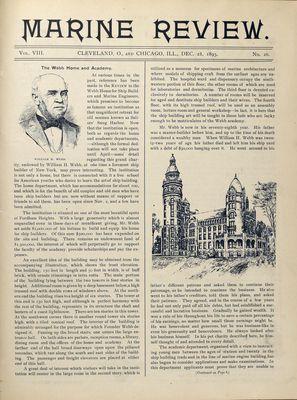 Marine Review (Cleveland, OH), 28 Dec 1893