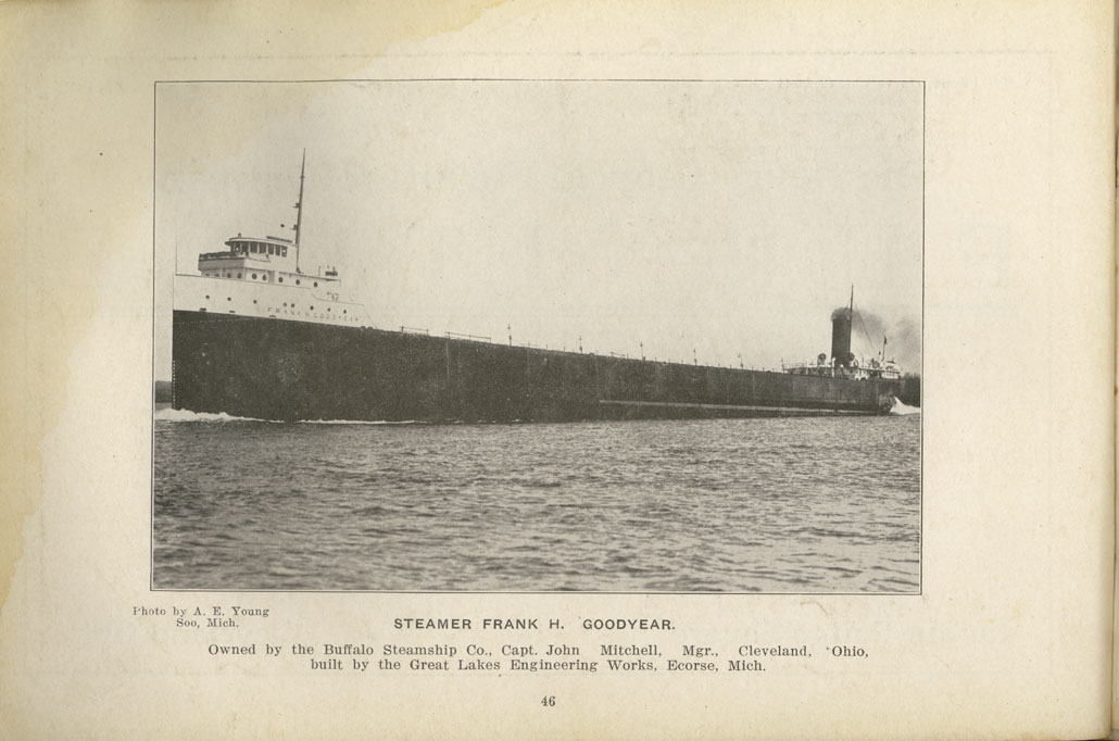 Green's Marine Directory of the Great Lakes, 1920, p  46