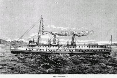 "The ""Chicora"" [The Favourites of the Collingwood and Lake Superior Royal Mail Line]"