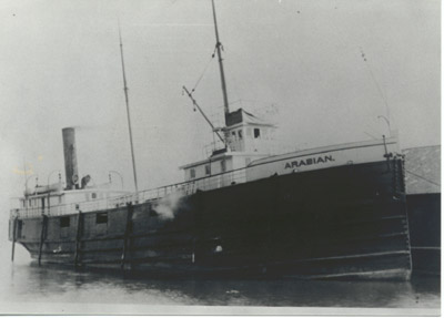Steamer ARABIAN
