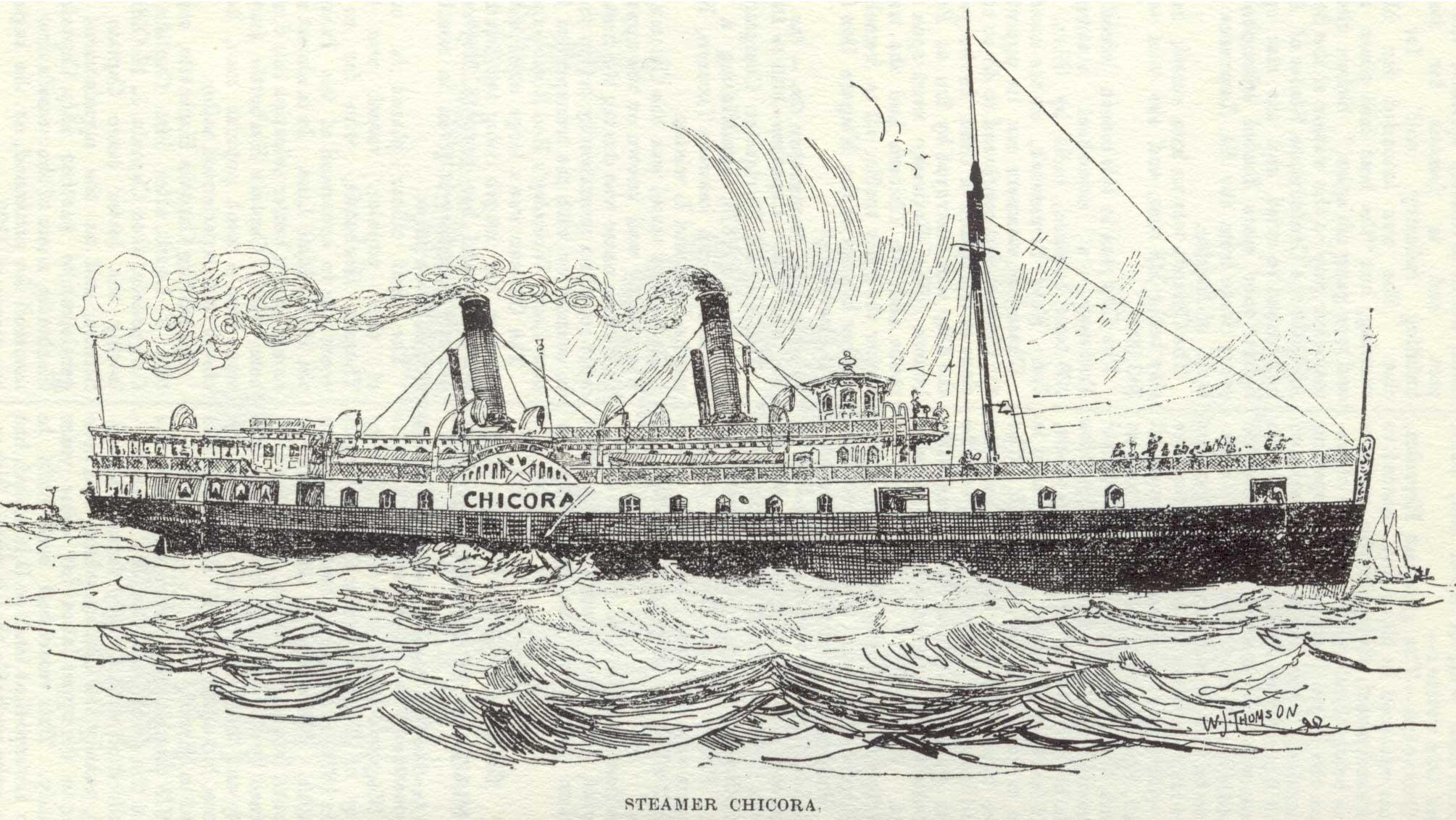 Steamer Chicora