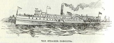 The Steamer Carolina