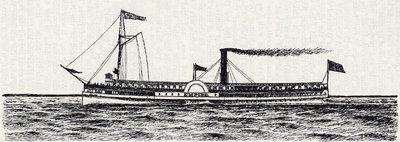 Passenger Steamboat Empire
