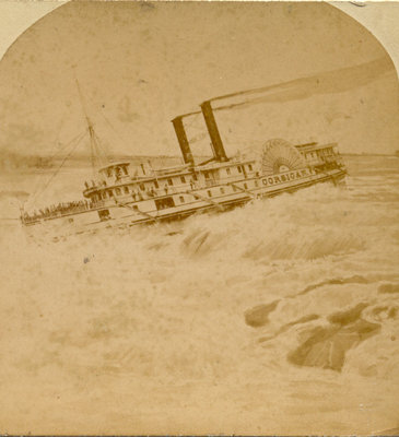 CORSICAN in Lachine Rapids