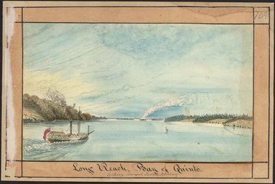 Long Reach, Bay of Quinte