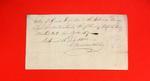 Schooner, Nancy, Invoice, 28 Jul 1802