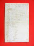 Invoice, 26 May 1816, long list of trade goods; Michael Dousman