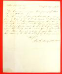 Correspondence, 7 Apr 1836, Smith, Macy & Russell to Abraham Wendell
