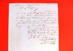 Barque, Detroit, Correspondence, 20 Jun 1839