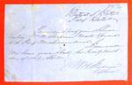 Schooner Julia, Clearance, 29 Jul 1850