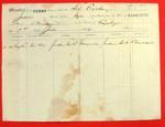 Propeller Exchange, Manifest, 1 Jul 1859