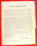 Schooner Emerald, Clearance, 29 Apr 1876