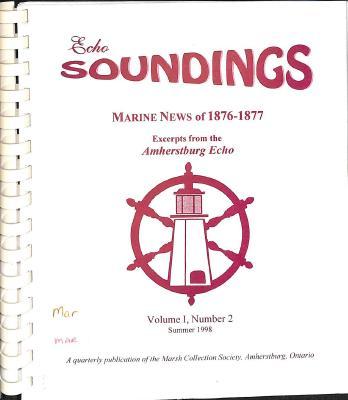 Echo Soundings: Marine News of 1876-1877