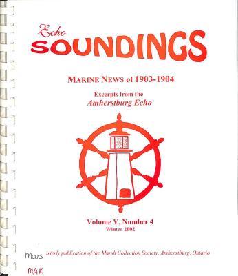 Echo Soundings:  Marine News of 1903-1904