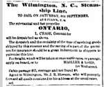 The Wilmington, N. C., Steamship Line