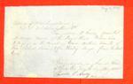 Columbia, Permit, 4 May 1853