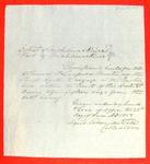 Agate, Permit, 23 June 1853