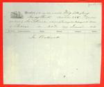 Allegheny, Manifest, 24 June 1854