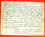 Detroit, Permit, 9 October 1848