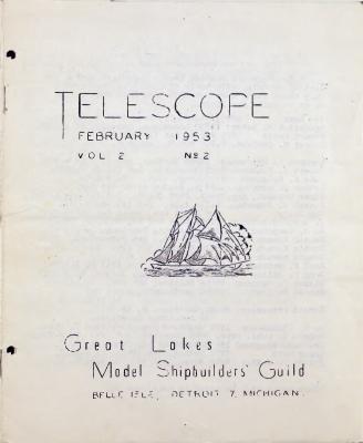 Telescope, v. 2, n. 2 (February 1953)