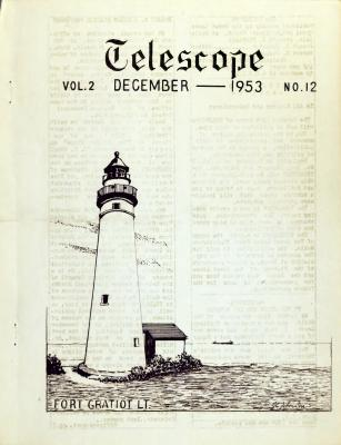 Telescope, v. 2, n. 12 (December 1953)