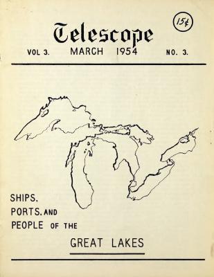 Telescope, v. 3, n. 3 (March 1954)