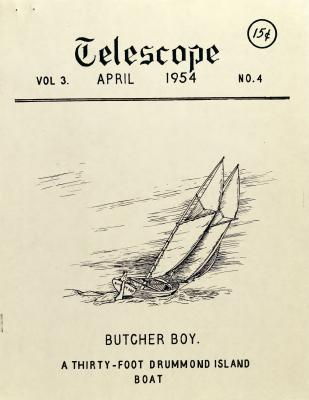 Telescope, v. 3, n. 4 (April 1954)