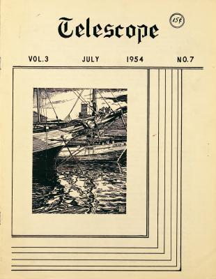 Telescope, v. 3, n. 7 (July 1954)