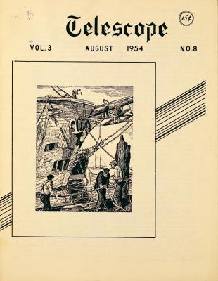 Telescope, v. 3, n. 8 (August 1954)