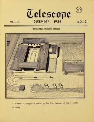 Telescope, v. 3, n. 12 (December 1954)