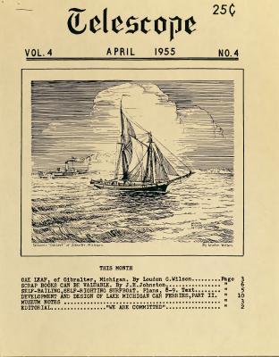 Telescope, v. 4, n. 4 (April 1955)