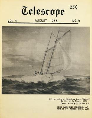 Telescope, v. 4, n. 8 (August 1955)