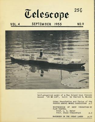 Telescope, v. 4, n. 9 (September 1955)