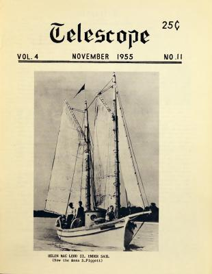 Telescope, v. 4, n. 11 (November 1955)