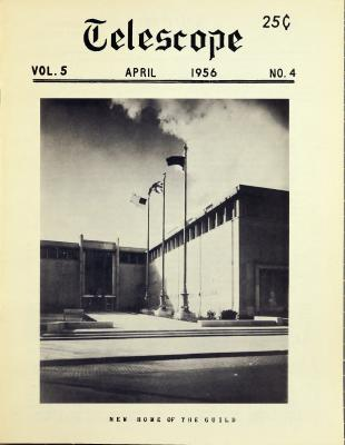Telescope, v. 5, n. 4 (April 1956)