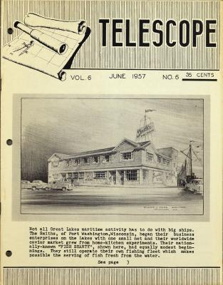 Telescope, v. 6, n. 6 (June 1957)