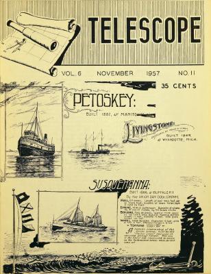 Telescope, v. 6, n. 11 (November 1957)