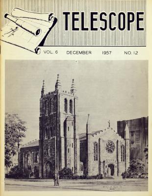 Telescope, v. 6, n. 12 (December 1957)