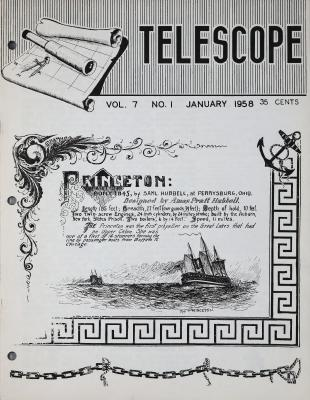 Telescope, v. 7, n. 1 (January 1958)