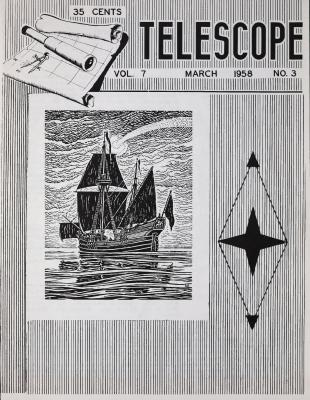 Telescope, v. 7, n. 3 (March 1958)