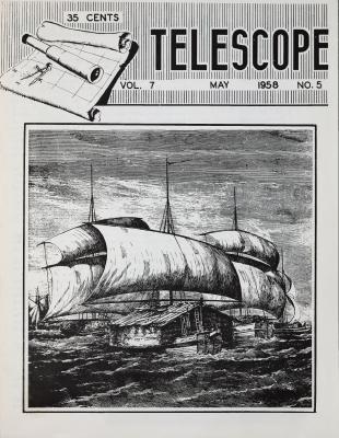 Telescope, v. 7, n. 5 (May 1958)