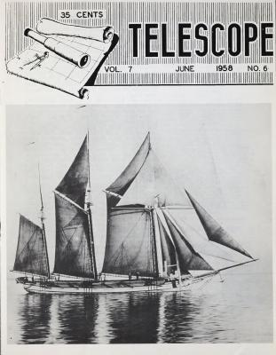 Telescope, v. 7, n. 6 (June 1958)