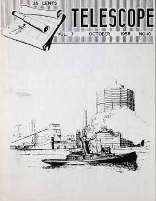 Telescope, v. 7, n. 10 (October 1958)