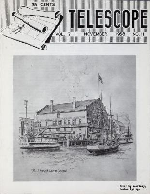 Telescope, v. 7, n. 11 (November 1958)