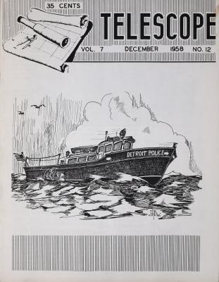 Telescope, v. 7, n. 12 (December 1958)